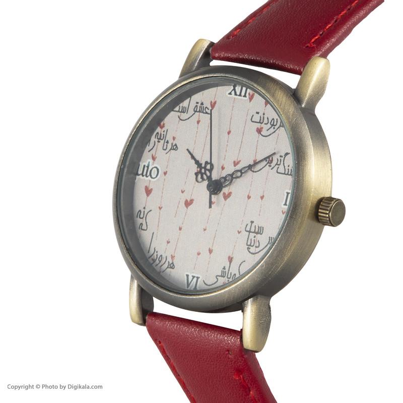 ساعت مچی عقربه ای زنانه میو مدل MWL2005