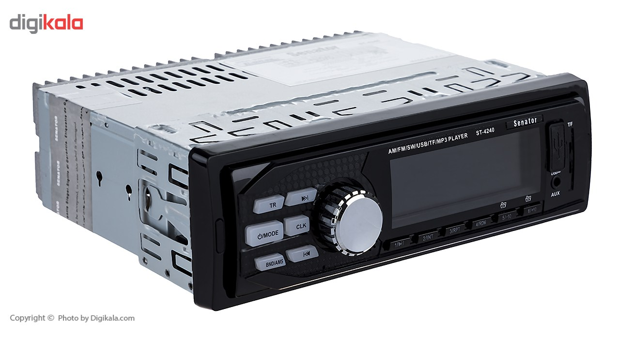 پخش کننده خودرو سناتور مدل ST-4240