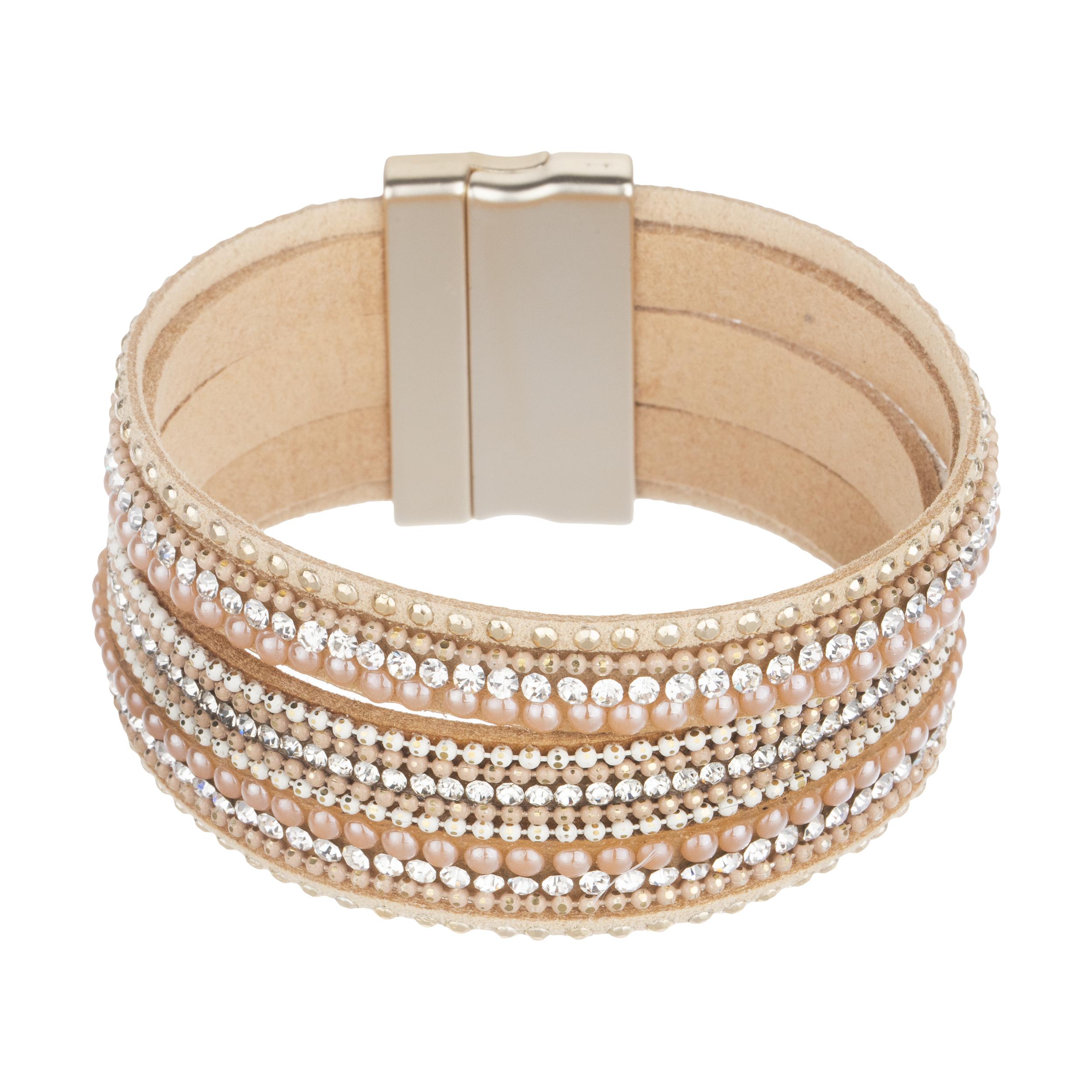 دستبند زنانه گالری شمرون کد 423P0