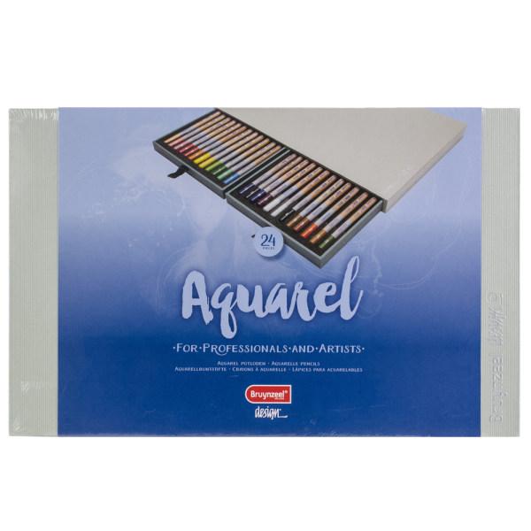 مداد آبرنگی 24 رنگ برونزیل کد 61281