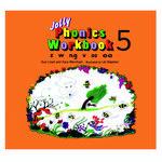 کتاب  Jolly Phonics Workbook 5 اثر Sara Wernham and Sue Lioyd انتشارات Jolly Learning