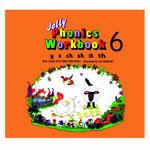 کتاب Jolly Phonics Workbook  6 اثر Sara Wernham and Sue Lioyd انتشارات Jolly Learning