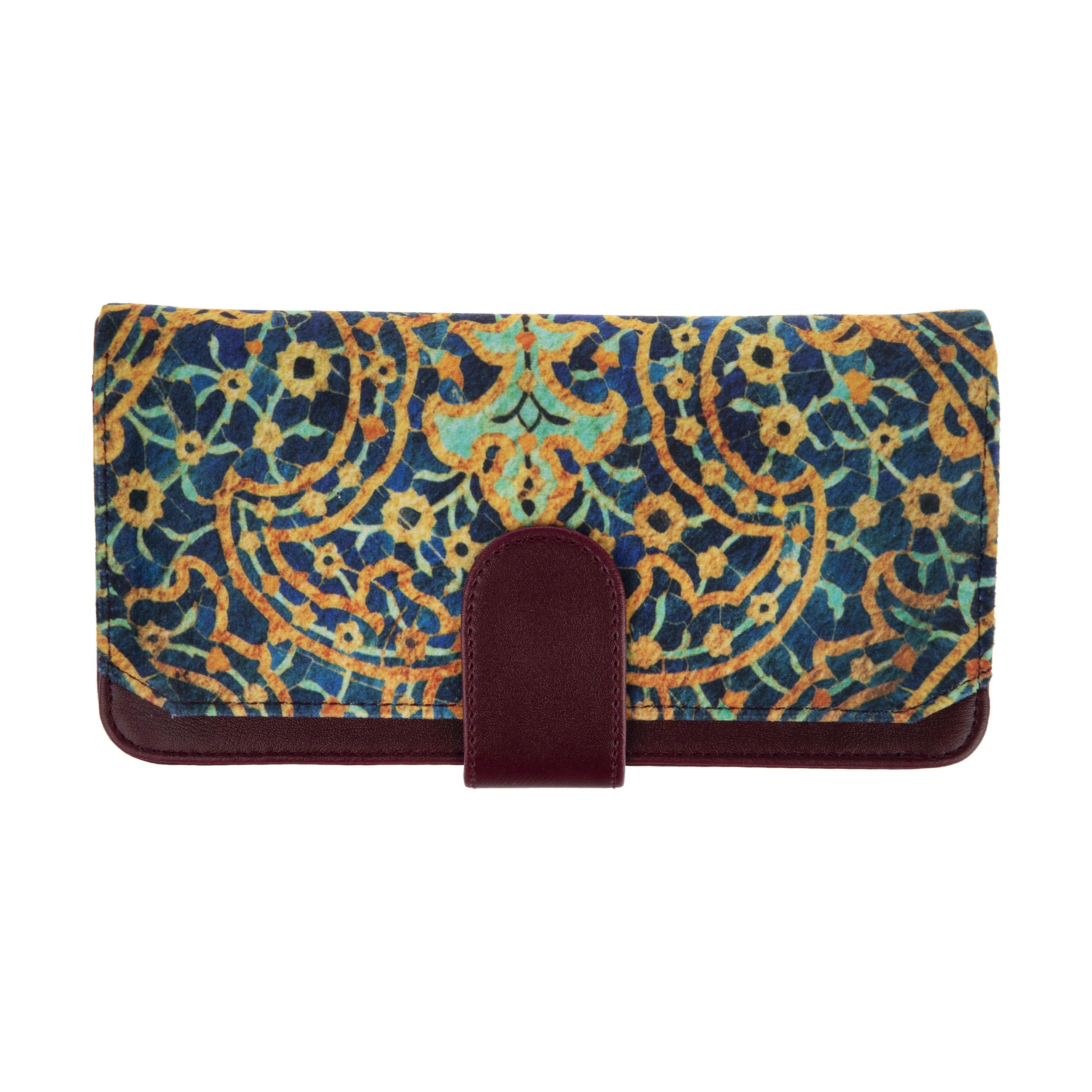 کیف پول زنانه میو مدل MWD206