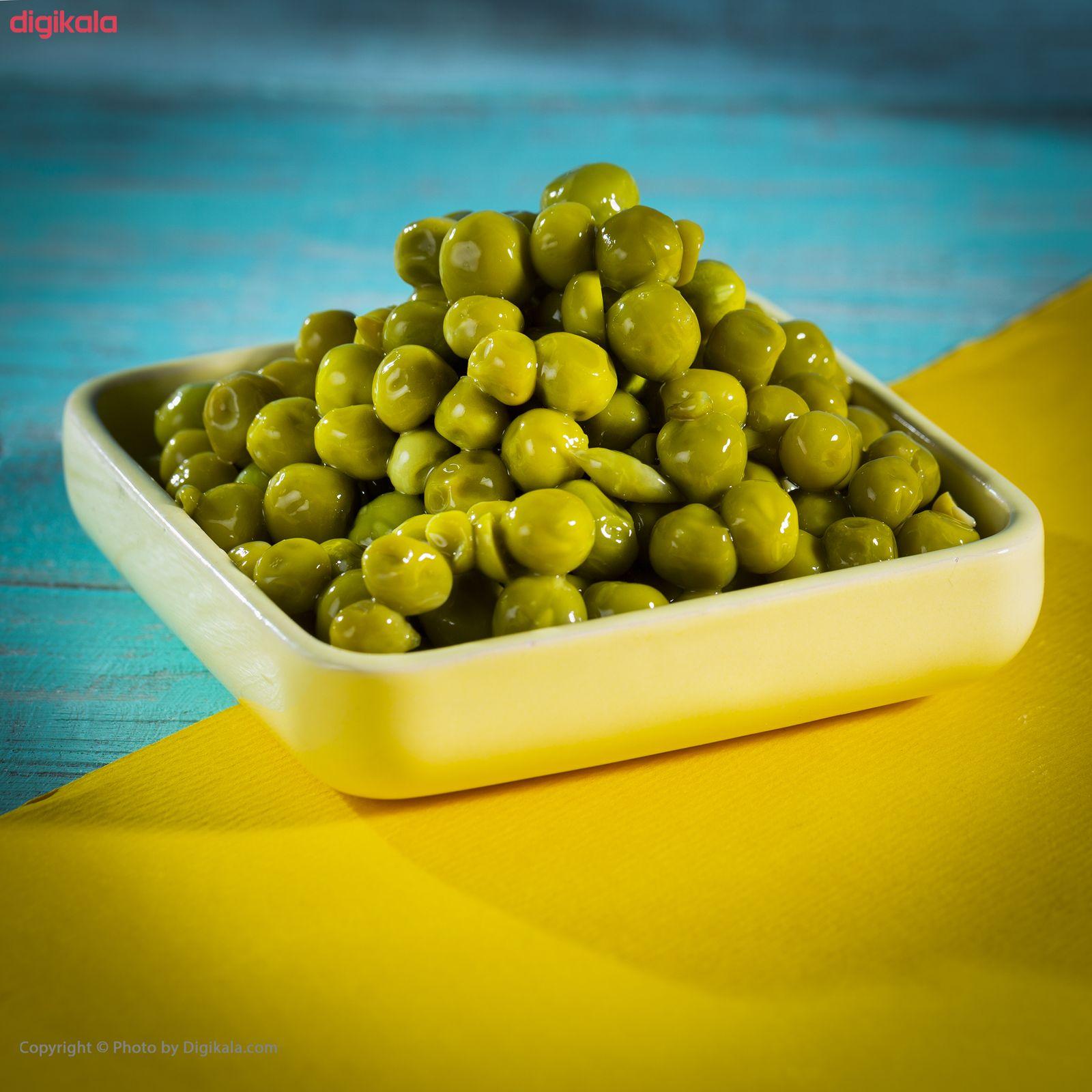 نخود سبز منجمد پمینا مقدار 400 گرم main 1 1