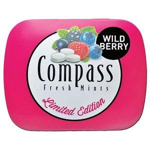 خوشبو کننده دهان کامپس با طعم Wild Berry بسته 50 عددی