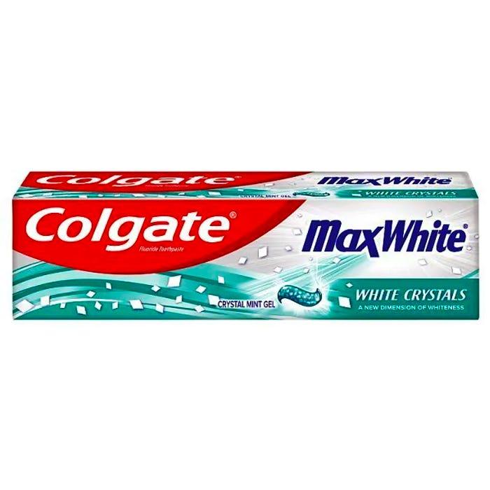 خرید                      خمیر دندان کلگیت مدل Max White حجم 100 میلی لیتر