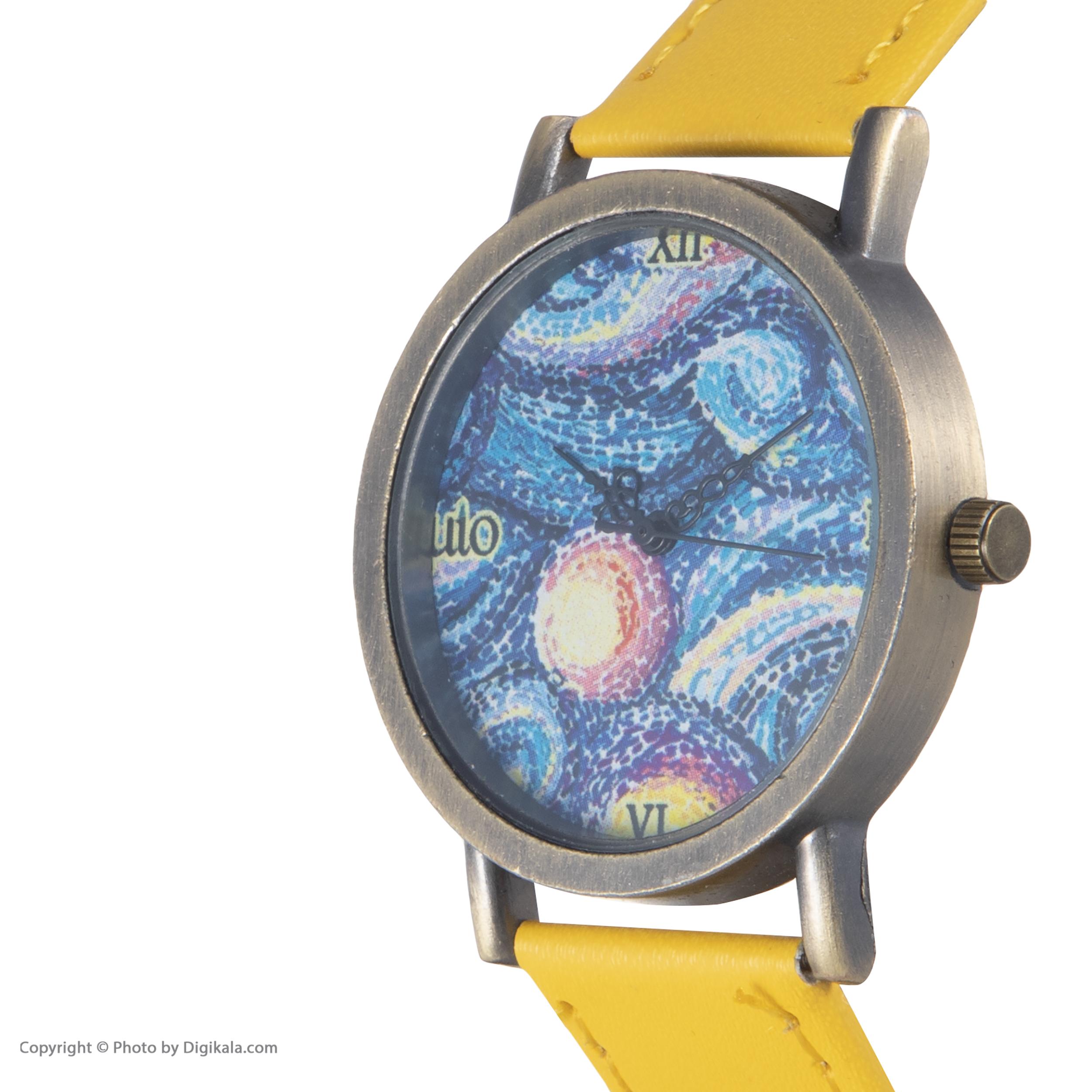 ساعت زنانه میو مدل MWL2019              ارزان