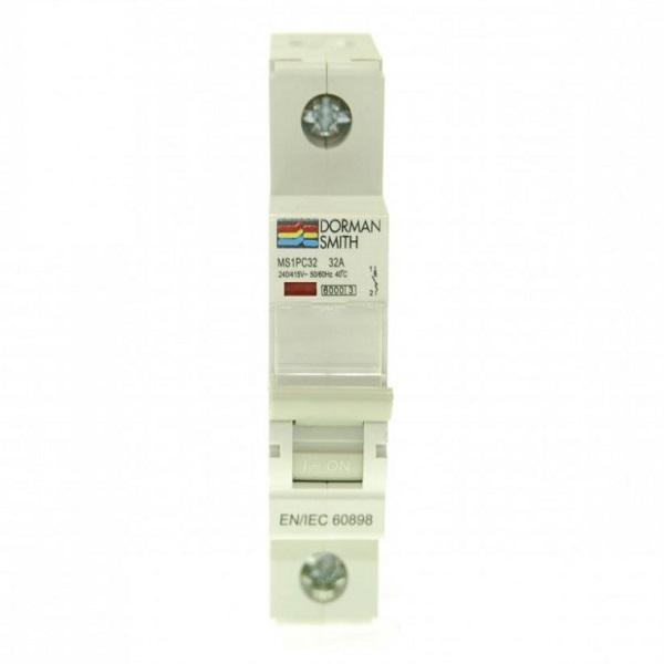 فیوز مینیاتوری 32 آمپر دورمن اسمیت مدل MS1PC32