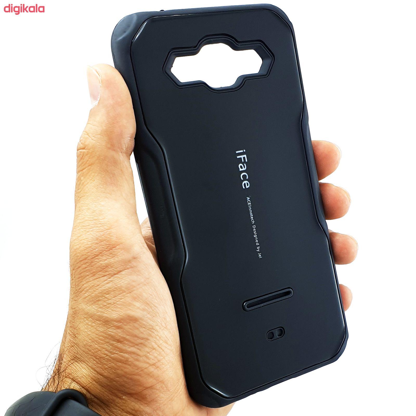 کاور مدل FC24 مناسب برای گوشی موبایل سامسونگ Galaxy E7 2015 / E700 main 1 2