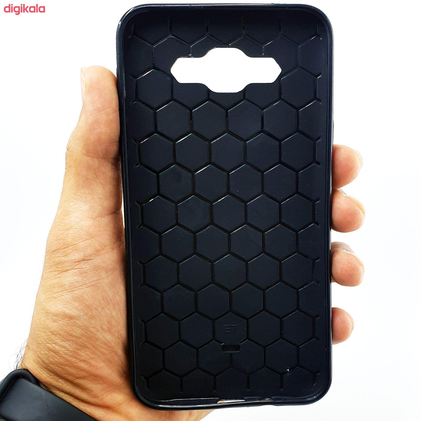 کاور مدل FC24 مناسب برای گوشی موبایل سامسونگ Galaxy E7 2015 / E700 main 1 3