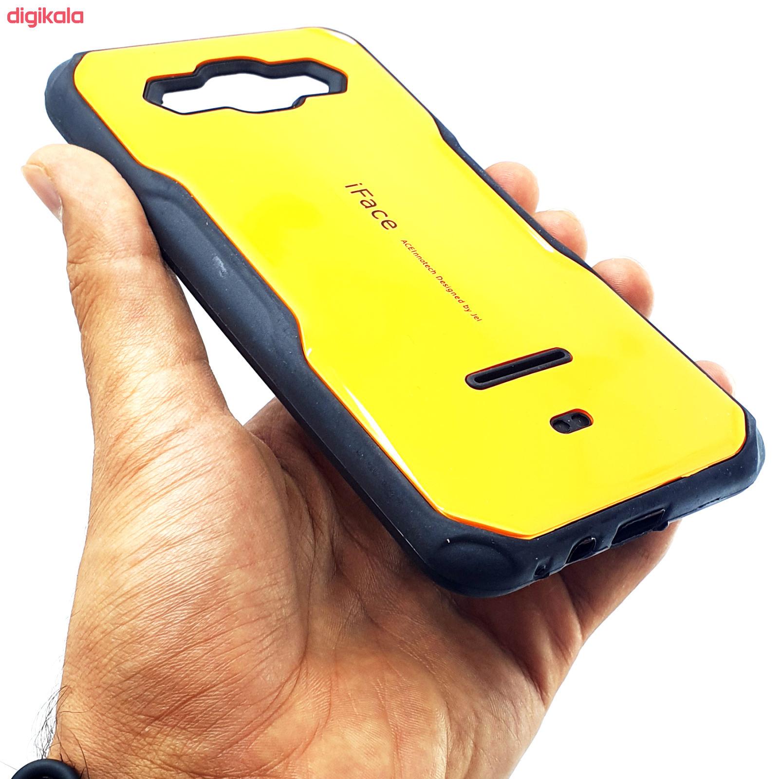 کاور مدل FC24 مناسب برای گوشی موبایل سامسونگ Galaxy E7 2015 / E700 main 1 4