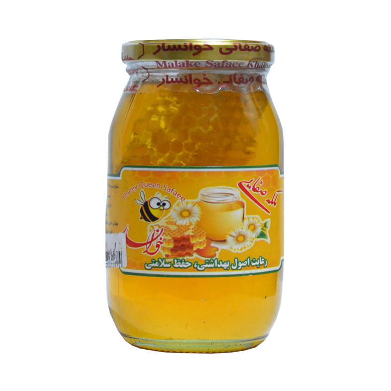 عسل ملکه صفایی خوانسار - 700 گرم