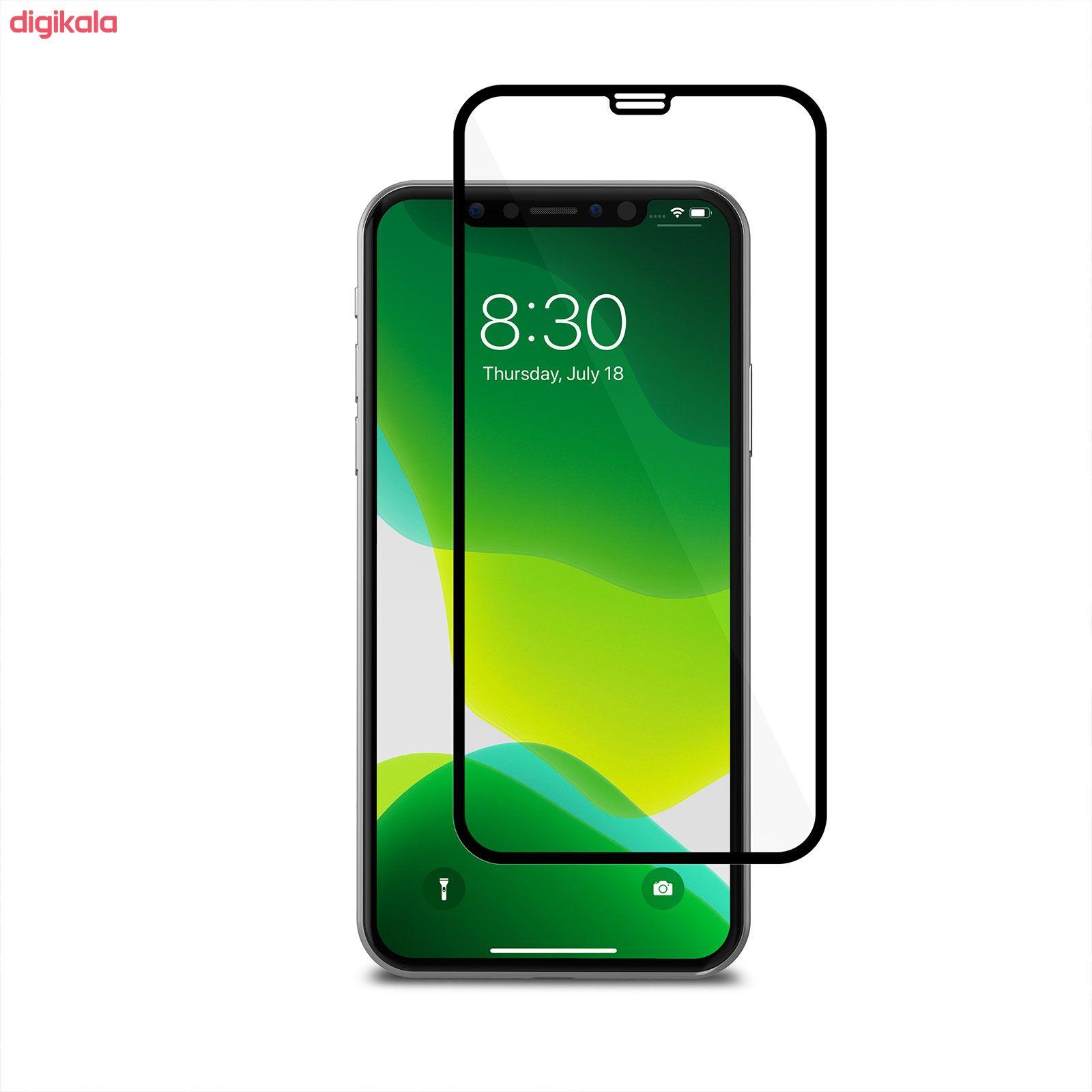 محافظ صفحه نمایش گلس کام مدل GC-11 مناسب برای گوشی موبایل اپل iPhone 11 / XR main 1 3