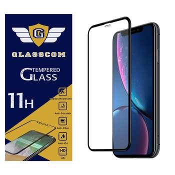 محافظ صفحه نمایش گلس کام مدل GC-11 مناسب برای گوشی موبایل اپل iPhone 11 / XR