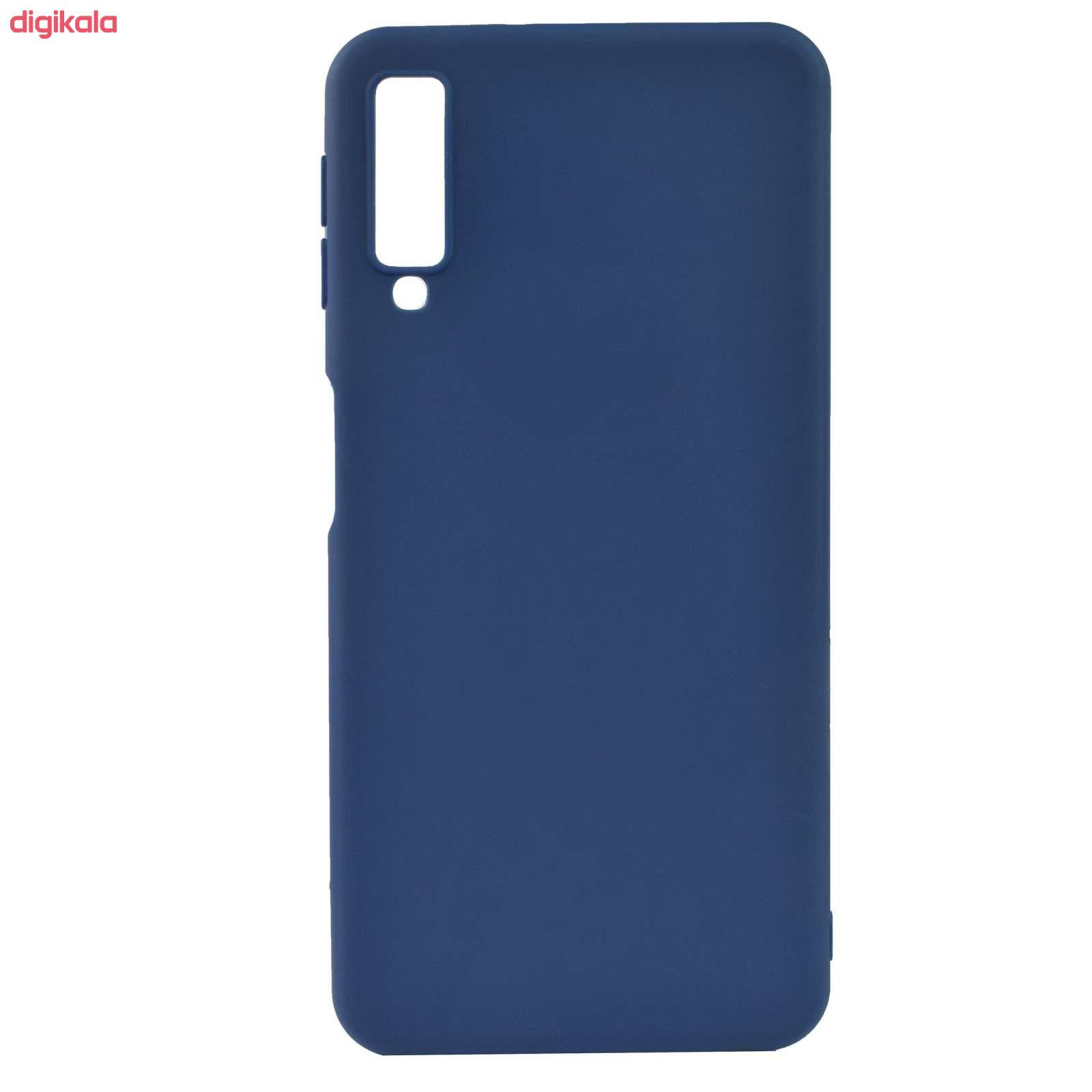 کاور مدل 01 مناسب برای گوشی موبایل سامسونگ Galaxy A7 2018 / A750 main 1 1