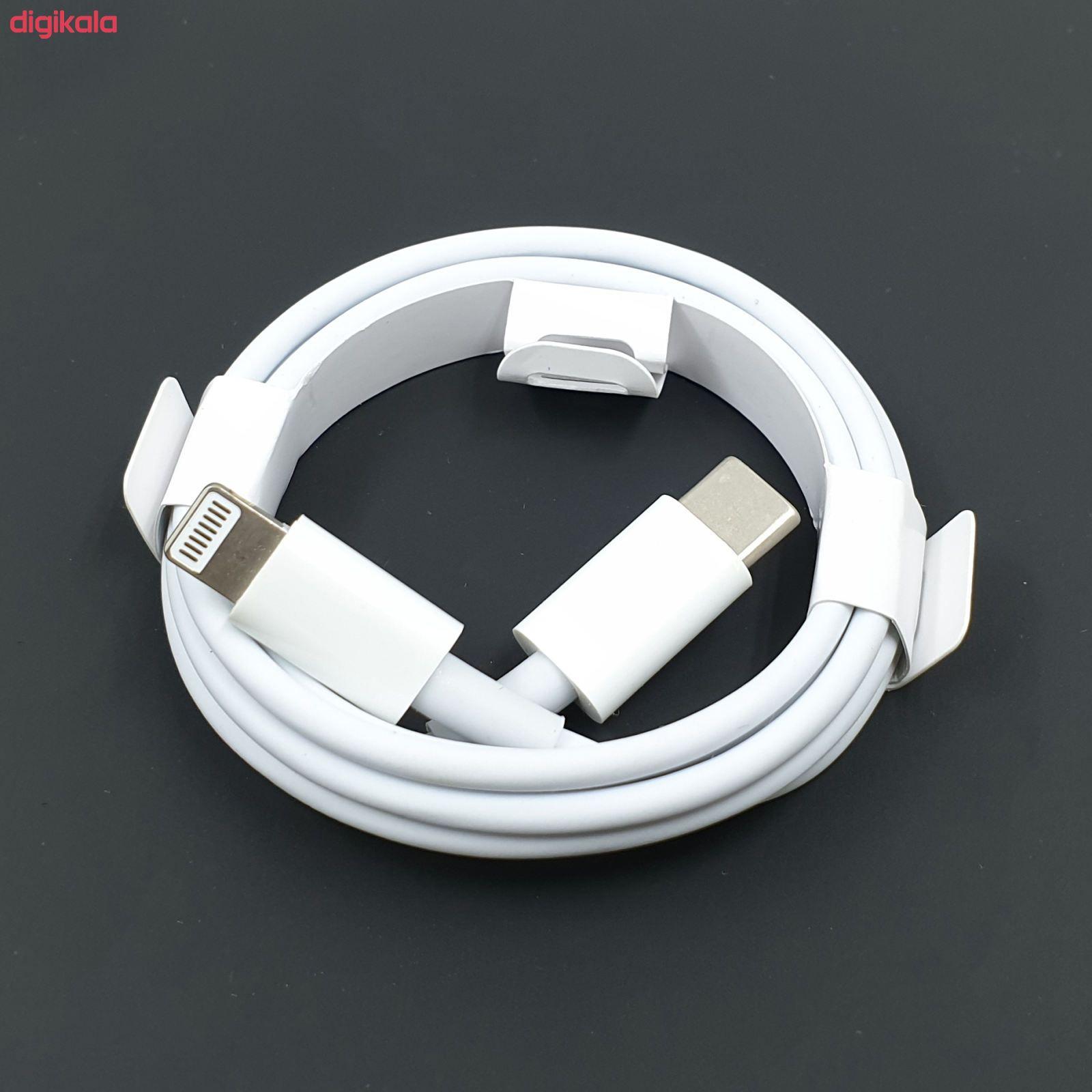 کابل تبدیل USB-C به لایتنینگ مدل MK0X2FE/A A1656 طول 1 متر main 1 5