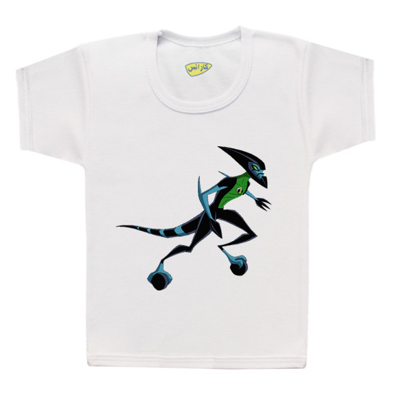 تی شرت پسرانه کارانس طرح بن تن مدل BT-2005