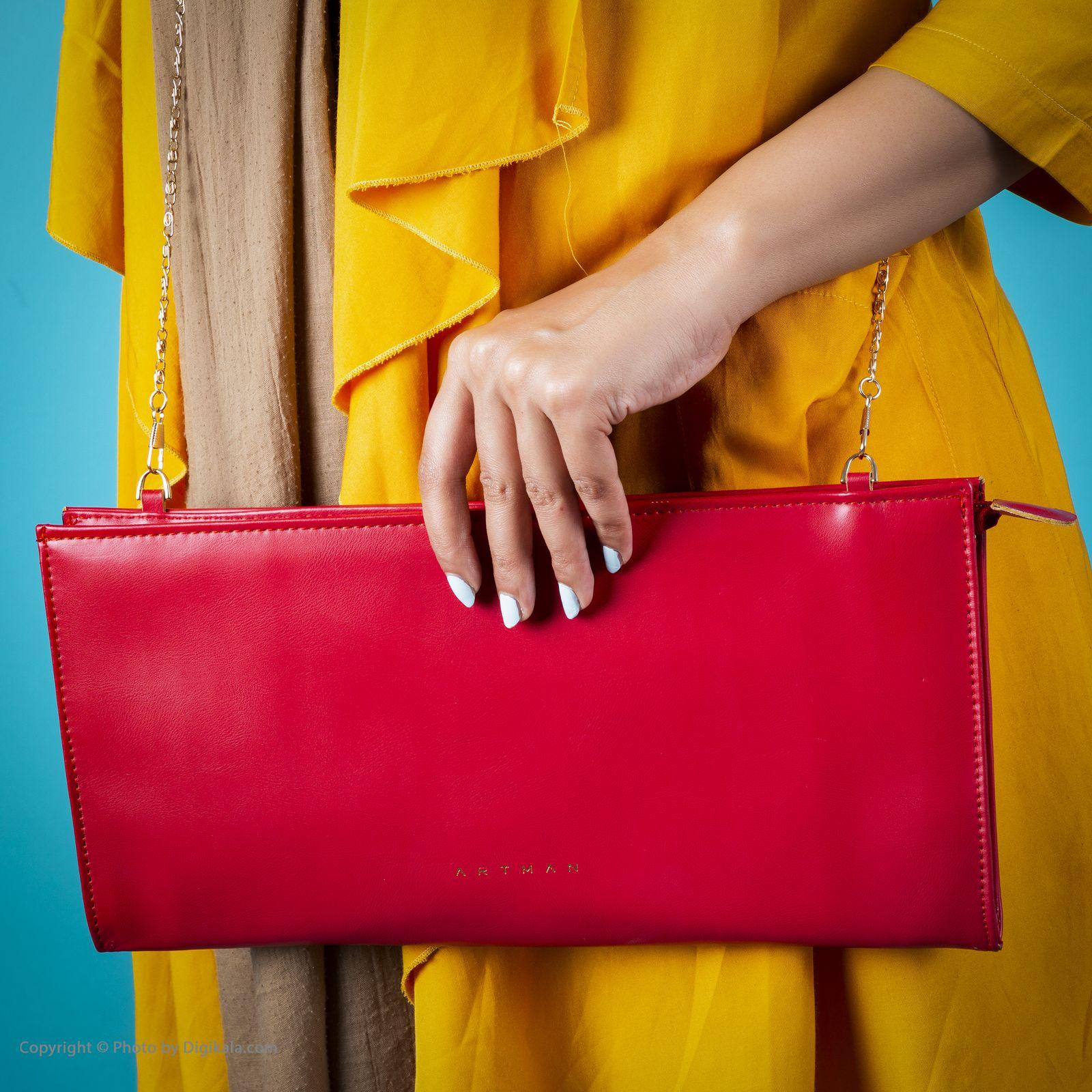 کیف دستی زنانه آرتمن مدل 36055 -  - 8