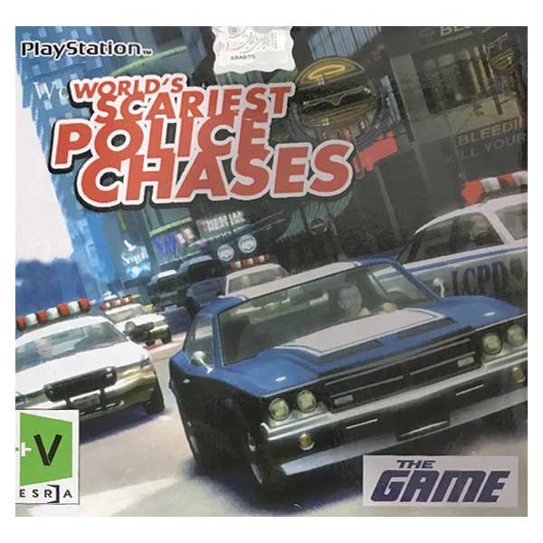 بازی Worlds Scariest Police Chasesمخصوص PS1