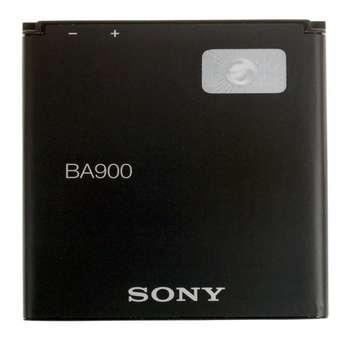 باتری موبایل مدل Ba900 ظرفیت 1700 میلی آمپر ساعت مناسب برای گوشی موبایل سونی xperia L