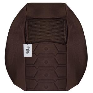 روکش صندلی خودرو آذین کاور مدل AZ017 مناسب برای پژو پارس
