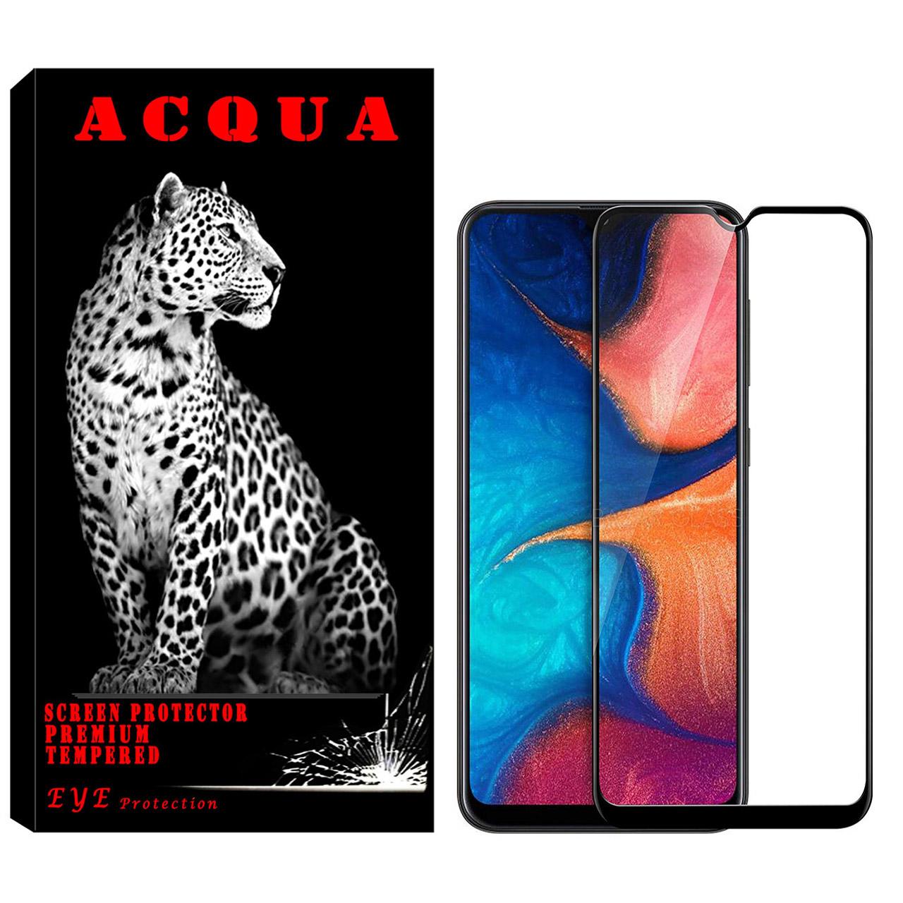 محافظ صفحه نمایش آکوا مدل SA مناسب برای گوشی موبایل سامسونگ Galaxy A20