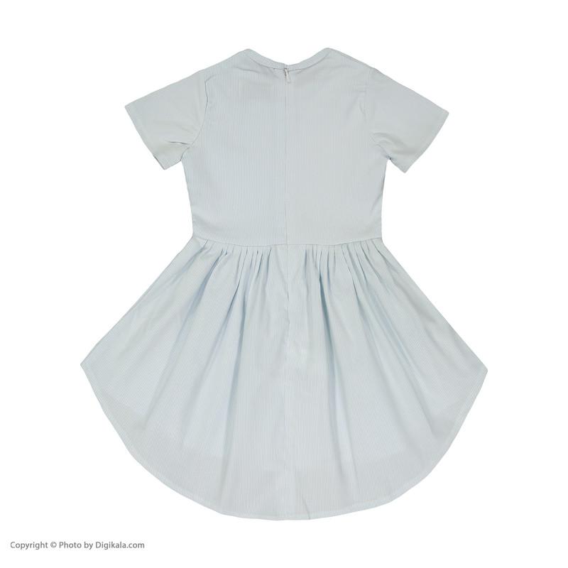 پیراهن دخترانه مهرک مدل 1381126-5001