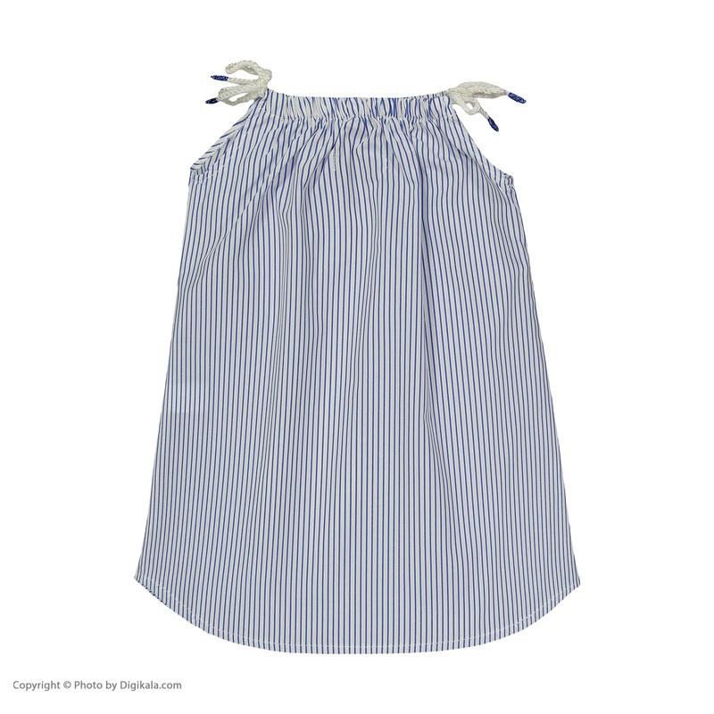 پیراهن دخترانه مهرک مدل 1381133-5001