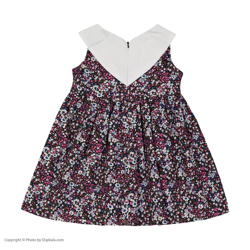 پیراهن دخترانه مهرک مدل 1381122-8801