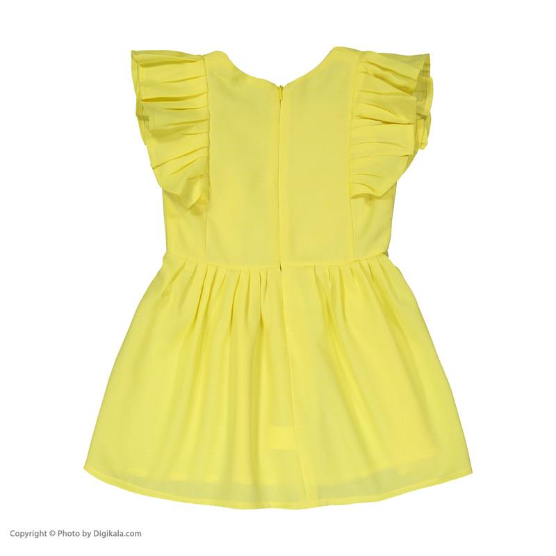 پیراهن دخترانه مهرک مدل 1381116-1600