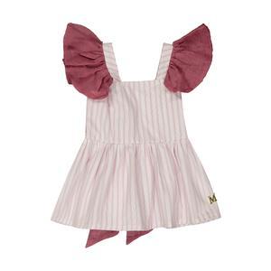 پیراهن نوزادی دخترانه مهرک مدل 1381128-0186