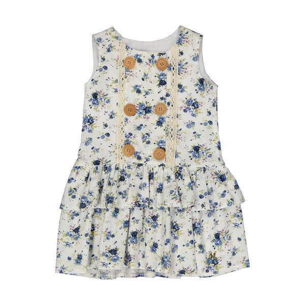 پیراهن دخترانه مهرک مدل 1381119-0151