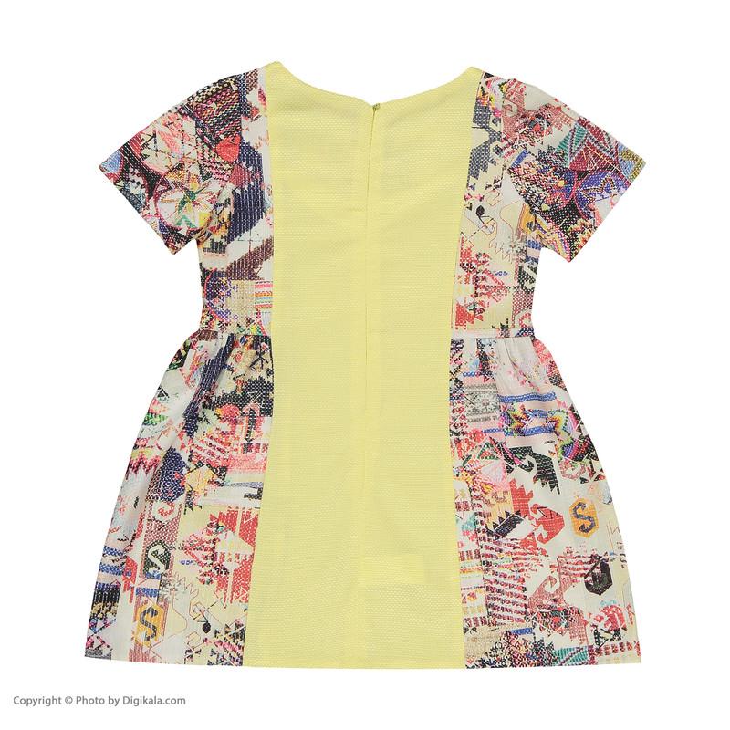 پیراهن دخترانه مهرک مدل 1381137-1126