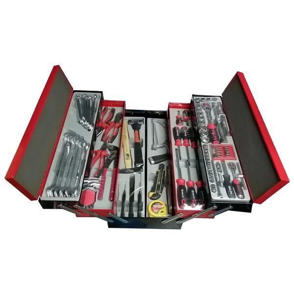 مجموعه 101 عددی ابزار سلتا مدل 10205A