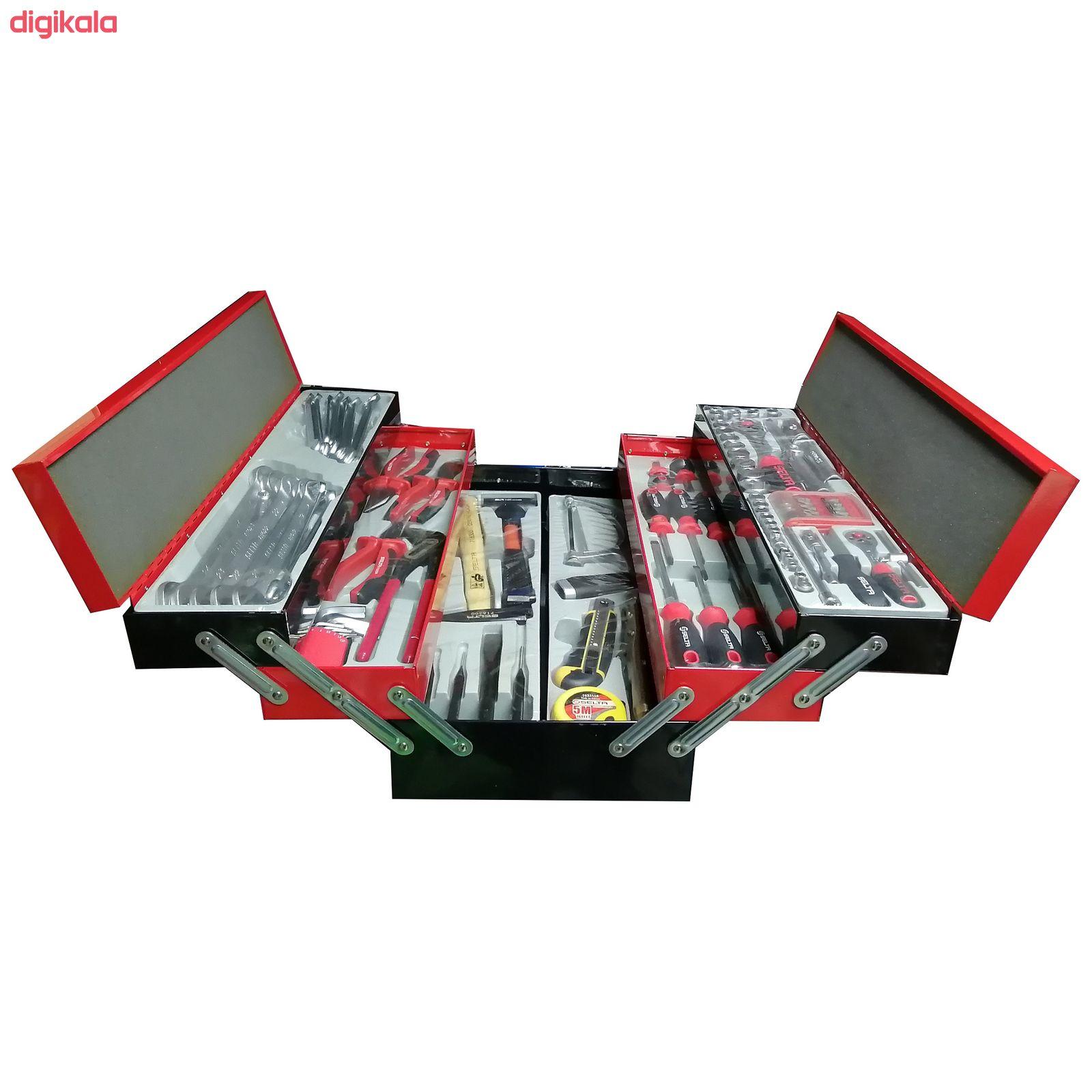 مجموعه 101 عددی ابزار سلتا مدل 10205A main 1 1