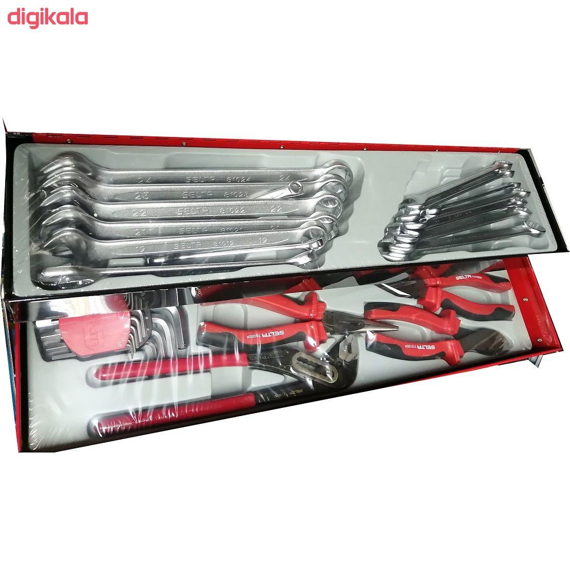 مجموعه 101 عددی ابزار سلتا مدل 10205A main 1 3