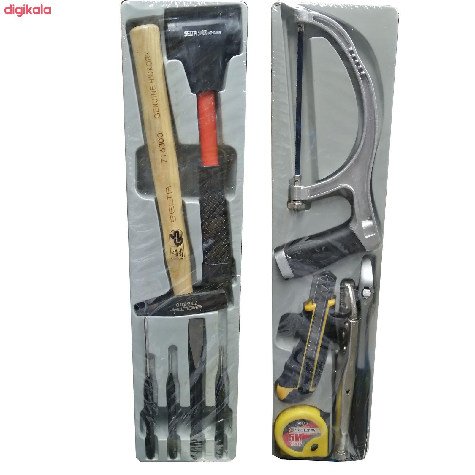مجموعه 101 عددی ابزار سلتا مدل 10205A main 1 4