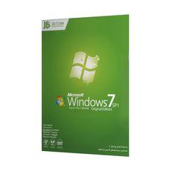سيستم عامل Windows 7 SP1 نشر جي بي تيم