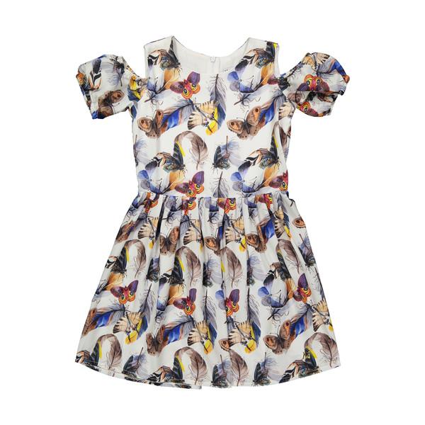 پیراهن دخترانه مهرک مدل 1381112-0158