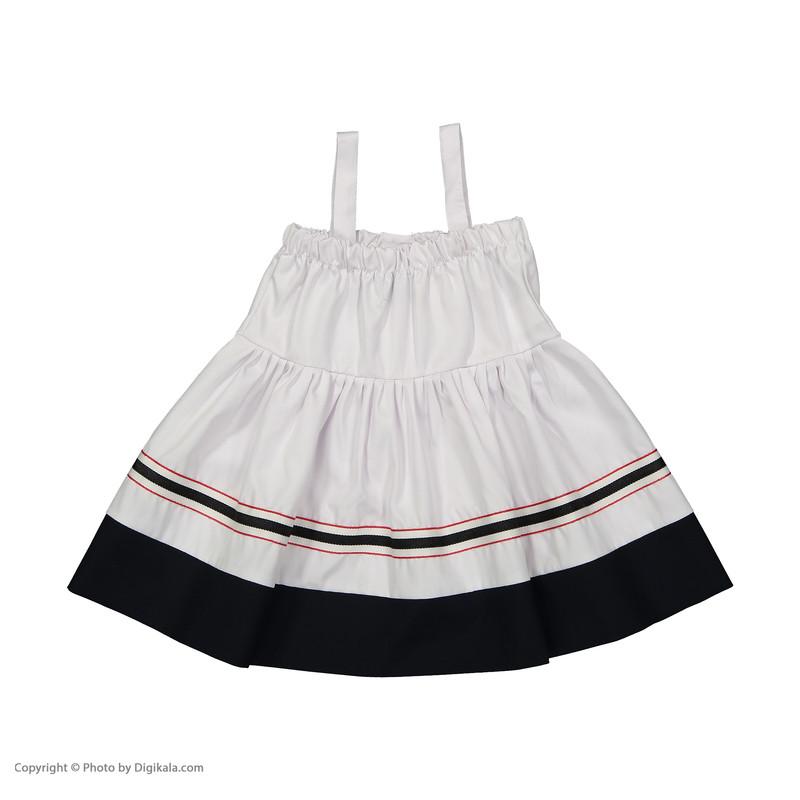 پیراهن دخترانه مهرک مدل 1381117-0159