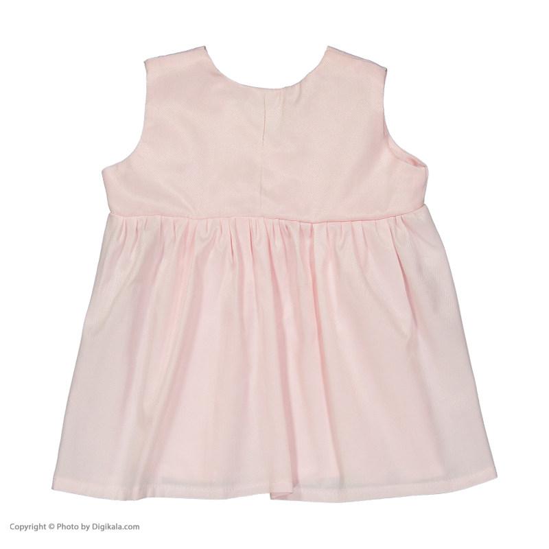 پیراهن نوزادی دخترانه مهرک مدل 1381140-8100