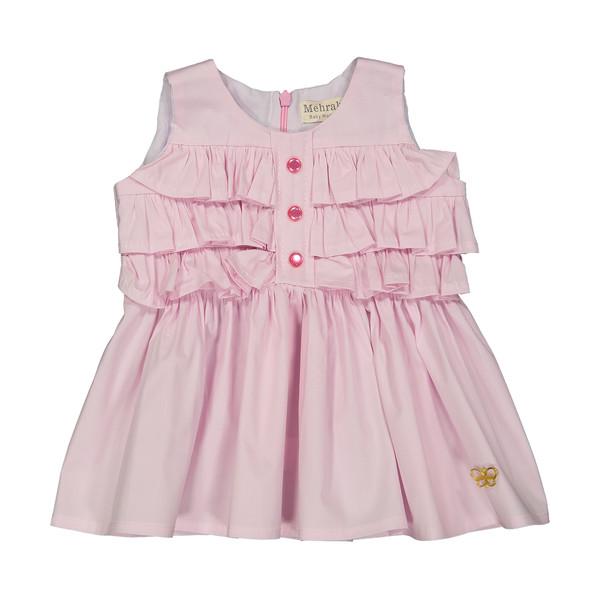 پیراهن دخترانه مهرک مدل 1381102-8400