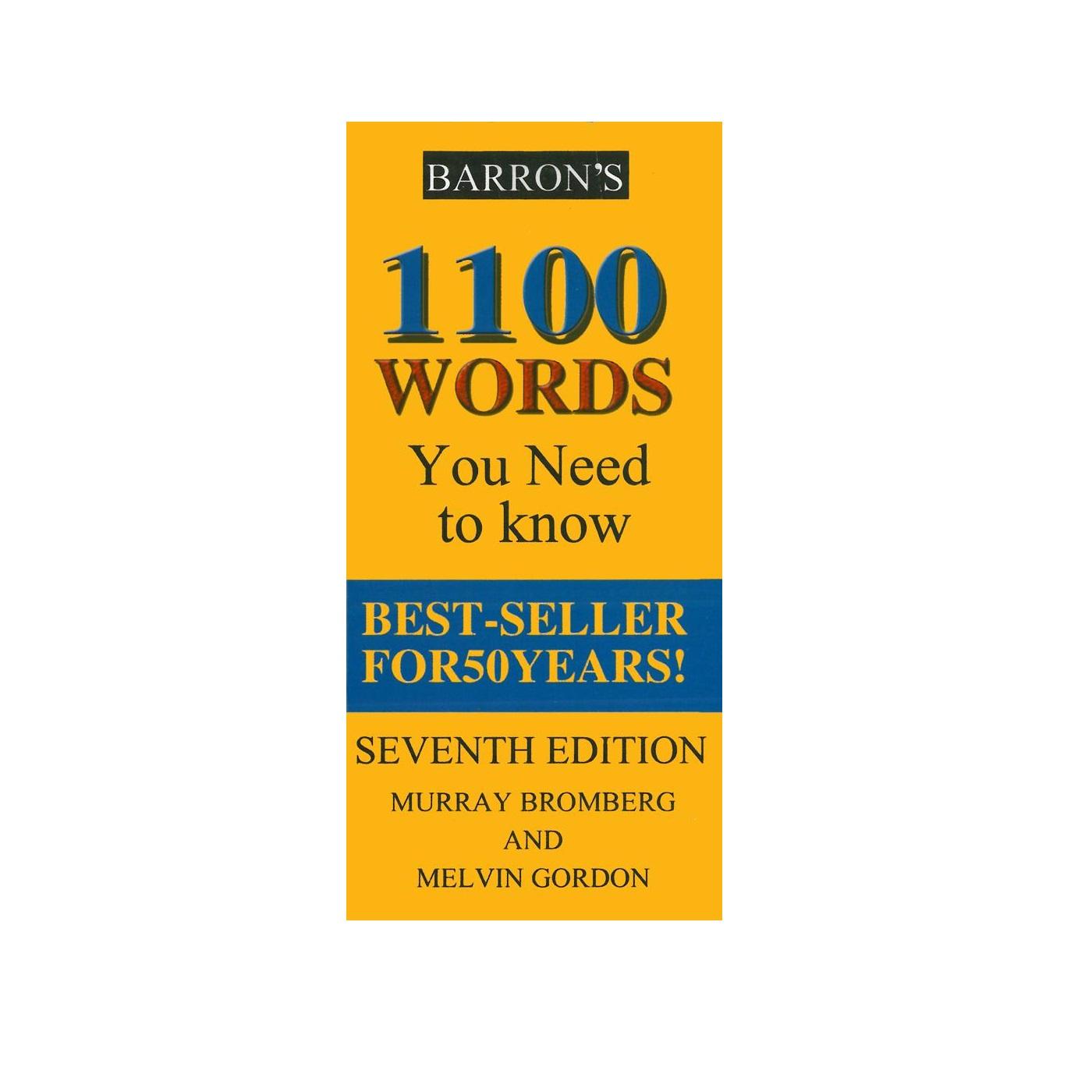 فلش کارت 1100 WORDS You Need to Know انتشارات زبان پژوه