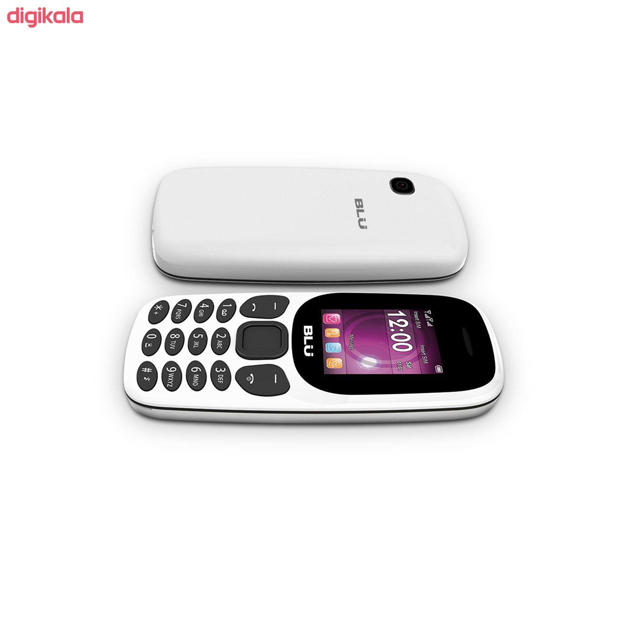 گوشی موبایل بلو مدل Tank JR T۵۹۰ دو سیم کارت main 1 33