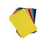 کاغذ رنگی A4 پونز مدل p-z0601 بسته 20 عددی thumb