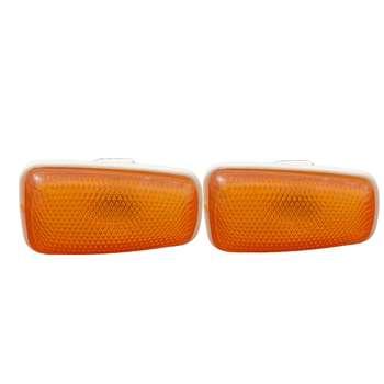 چراغ گلگیر خودرو کیان پارس یدک مدل AM 5964 مناسب برای پراید بسته 2 عددی