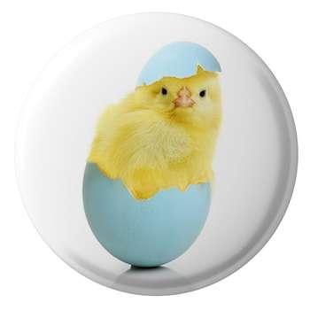 پیکسل طرح جوجه و تخم مرغ مدل S1073