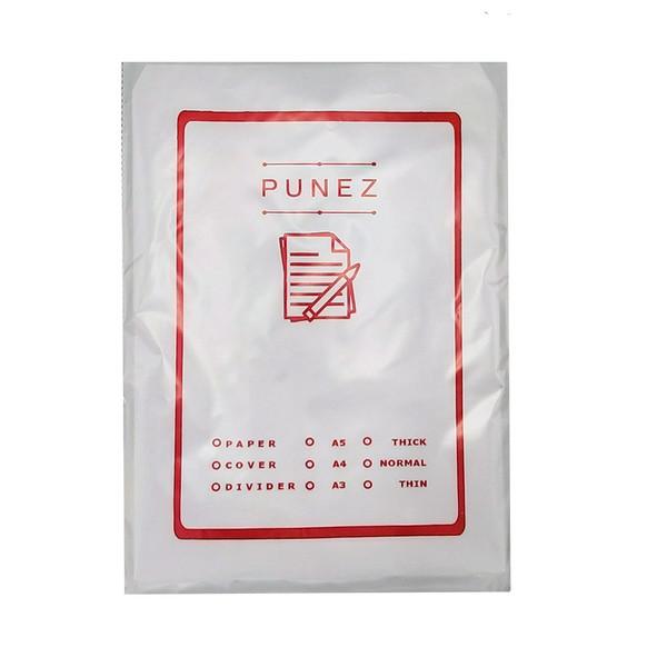 کاغذ A5 پونز مدل p-z0204 بسته 50 عددی