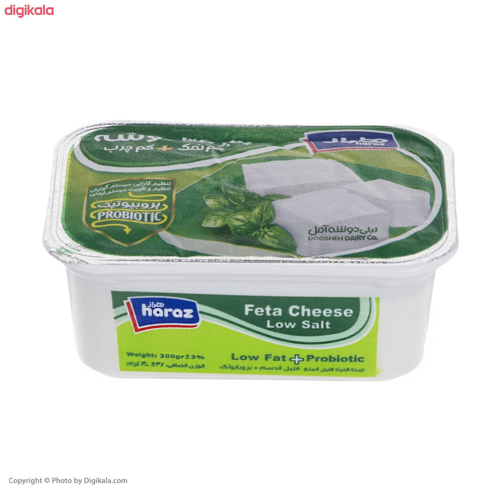 پنیر فتا دوشه کم نمک و کم چرب هراز مقدار 300 گرم main 1 1