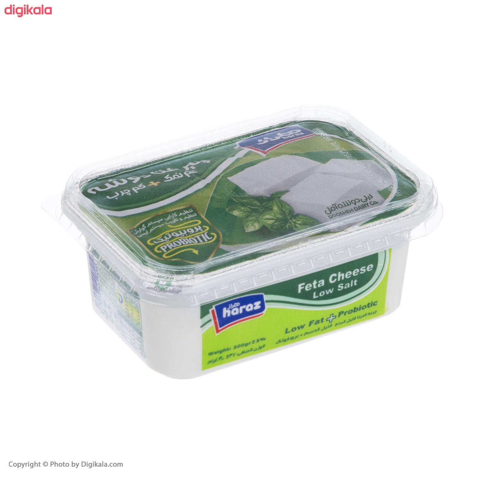 پنیر فتا دوشه کم نمک و کم چرب هراز مقدار 300 گرم main 1 3